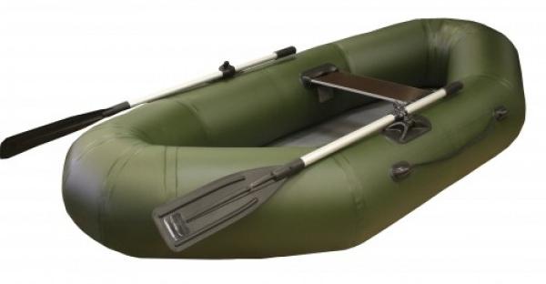 Одноместная надувная лодка пвх