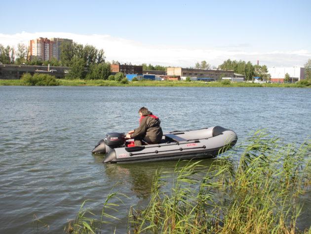 Лодки посейдон