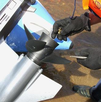 Гребные винты для лодочных моторов сузуки