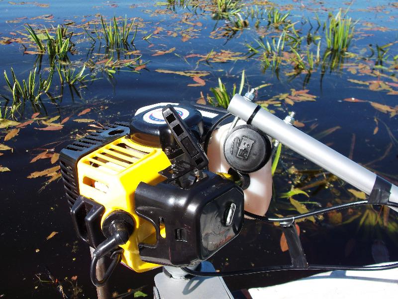 Водометный лодочный мотор купить