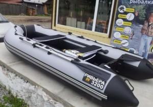 Лодка пвх ривьера
