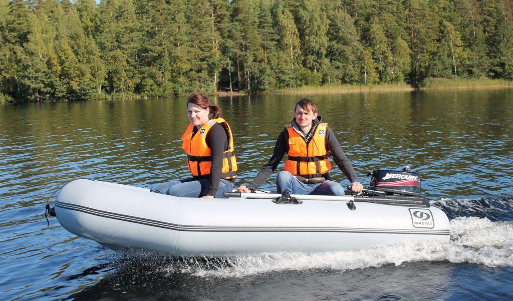 Надувные лодки пвх фрегат
