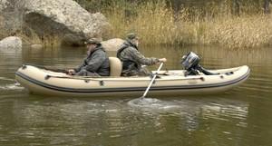 Надувные лодки баджер