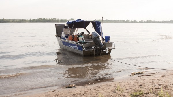 Моторные лодки салют