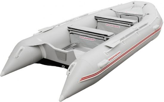 Надувные килевые лодки