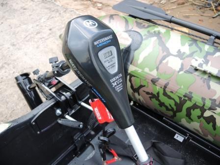 Лодочный мотор ватерснейк