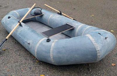 Лодка пвх 1 местная