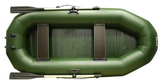 Лодка пвх 2 х местная