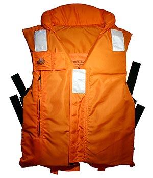 Спасательный жилет для лодки