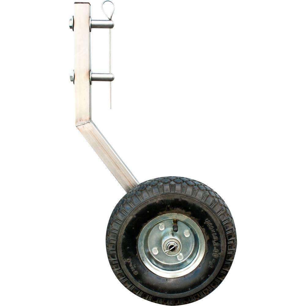 Съемные колеса для лодки ПВХ